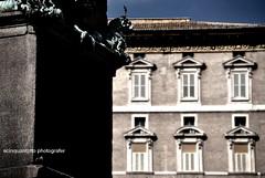segrete stanze (Ecinquantotto ( + 1.500.000 views !!! GRAZIE) Tags: architettura architecture arte balconi colori colors church d3000 dreams dream finestre geometrie geometric italia italy nikon nikond3000 pope spqr vaticano vatican rome roma reflex