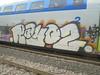 auto prod. ep. 2 (en-ri) Tags: rayoz twi bianco nero lilla viola train torino graffiti writing gelo crew click arancione