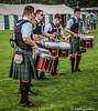 Drum Practice (FotoFling Scotland) Tags: argyll drummers dunoon event highlandgames scotland cowalgathering kilt scottish fotoflingscotland