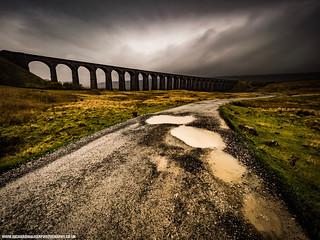 Stormy Ribblehead