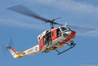 HH-1N Huey - MCAS Yuma SAR