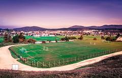 Logatec (rlubej) Tags: notranjska logatec panorama sports