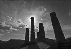 Temple of Apollo at Delphi (Alan Shmalan) Tags: greece delphi ruins ancient