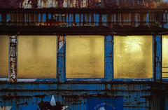 (jtr27) Tags: dsc00825l jtr27 sony alpha a7 alpha7 ilce7 ilce mirrorless canon fd fdn nfd 50mm f14 manualfocus passenger car railroad railway train wabisabi impermanence rust oxidation corrosion decay abandoned maine newengland