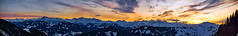 Sunset (bernd.kranabetter) Tags: skitourdientenamhochkönig sunset clouds winter mountain snow cold