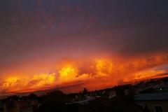 Estalla el cielo (MarinaArg) Tags: sky cielo sunset colores colors