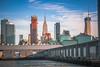 New Yorker (Nitramib) Tags: newyork ny brooklyn manhattan usa america travelaroundtheworld landscape liberty clouds newyorker