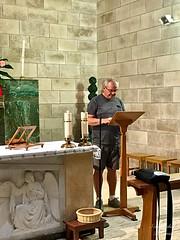 75 - Szentmise Lázár templomában - Betánia / Svätá omša v Kostole sv. Lazara - Betánia