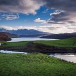 Loch, mountains, sheeps, paradise thumbnail