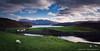 Loch, mountains, sheeps, paradise (www.pierrelognoul.be) Tags: bleu pierre lognoul plognoulgmailcom landscape travel view loch harport sheep sky skye mountain cloud color canon 5d markiii scotland roadtrip
