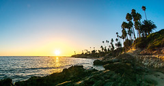 Laguna Beach (a.limbeek) Tags: california goldenhour lagunabeach usa amerika landschap