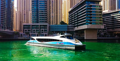 Water taxi in Dubai (Irina.yaNeya) Tags: dubaimarina dubai uae emirates architecture city sony urban water sea marina boat reflection buildings dubái eau arquitectura ciudad urbano agua mar barco reflejo edificio دبي‎‎ مرسىدبي الامارات فنمعماري بناء مدينة ماء بحر قرية дубаи дубаимарина оаэ эмираты архитектура город вода море отражение лодка