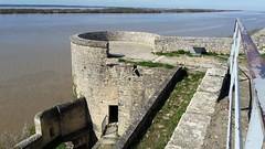 La Tour de l'Aiguillette de la Citadelle de Blaye (citadelledeblaye) Tags: citadelle blaye tour aiguillette