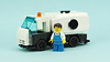 Tanker Truck (de-marco) Tags: lego truck tanker town city car vehicle 5stud