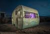 Mother Hen (dejavue.us) Tags: lightpainting california nightphotography nikon desert d800 180350mmf3545 junkyard pearsonville fullmoon longexposure nikkor vle abandoned mojavedesert