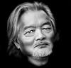 (daystar297) Tags: streetportrait portrait availablelight face man chinese asian goatee closeup nikon nikond90 bw blackandwhite mono monchrome nikonnikkor18200vr