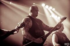 Infernal War - live in Warszawa 2017 fot. Łukasz MNTS Miętka-53