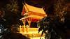 Bad Homburg, Thai Temple (david_m.hn) Tags: bad homburg park kurpark kapelle chapel nacht night schnee snow outdoor tempel temple hessen germany deutschland