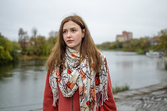 Daria Gladchenkova (ivan_volchek) Tags: outdoors water portrait nature beautiful leisure people girl river autom young outside lake park fashion style stylish travel traveling visiting good beatiful