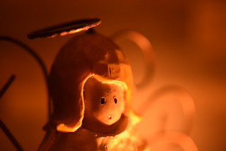 Macro Mondays candlelight (explored 18/12/17)