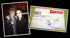 20170425_i1 Me & Amanda Abbington! + Siggies from her & Ciarán Owens on my ticket :) | ''Abigail's party'' at Richmond Theatre, London, England (ratexla) Tags: ratexlaslondontripapril2017 london 25apr2017 2017 england uk theuk greatbritain britain unitedkingdom theunitedkingdom europe earth tellus photophotospicturepicturesimageimagesfotofotonbildbilder europaeuropean spring travel travelling traveling wanderlust journey vacation holiday semester resaresor city storstadssemester ontheroad våren abigailsparty richmondtheatre actor actors theatre star stars celeb celebs celebrity celebrities entertainment famous epic autograph signature siggy siggies autographs autograf autografer signatures amandaabbington ciaránowens canonpowershotsx50hs iphone5 iphone homosapiens people person human humans life organism woman women girl girls smiling me leme ratexla almostanything favorite 1000views