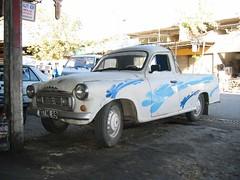 Skoda 1202 pick-up Turkish conversion (Skitmeister) Tags: škoda skida skoda