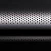 detail (dotmatchbox) Tags: detail holes löcher aluminium aluminum silver silber schwarz black pattern muster makro macro mirror spiegel