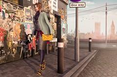 One way (Anuska L.) Tags: city street streetcolours london fashionblog fashionvictims fashionstyle femme fashionista fashionblogger fahionstyle femalefashion fresh feeltherush digital digitalart digitalphotography digitalfashion 3d 3dpeople 3dgirls 3design 3dart 3dfashion secondlife sl mesh navycooper studioexposure emery kitja ovh izzies´s bttb meisu {zaara} uber