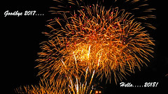 If you could rid the world of anything, what would it be? (Jinky Dabon) Tags: canonpowershotsx170is fujifilmfinepixhs35exr year2018 happynewyear 2018 yearofthedog newyear celebration fireworks fireworksdisplay