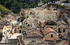 "Nei ""Sassi"" - In the ""Sassi"" (rocco944) Tags: rocco944 matera basilicata italy isassi canoneos650d"