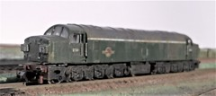 D326 N Gauge (129) (honk843) Tags: d326 class 40 green diesel electric 1coco1 loco engine