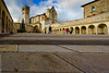 Basilica di San Francesco (MassimilianoBianchini) Tags: sanfrancesco church chiesa urban urbanstreet landscape cityscape clouds assisi umbria