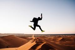 SAHARA EXPERIENCE (bearepresa) Tags: morocco yompyz jump sahara desert desierto photography sony a6500 portrait landscape