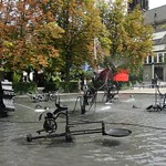 Basel: Fasnachts-Brunnen by Jean Tinguely thumbnail