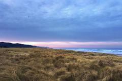 Sunrise on the Pacific (LBofcourse) Tags: nehalemoregon manzanita