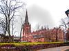 A rear view of the Parish Church of St.John ( Preston Minster ) Preston, Lancashire. (Fred Fanakapan) Tags: preston minster