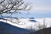 Islands in the Clouds (esywlkr) Tags: brp blueridgeparkway nc wnc northcarolina landscape silhouettes mountains clouds weather