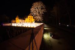 FDT 19.2 Chateau de Prangins (EOS.5Dan) Tags: suisse switzerland prangins chateau castle castillo nuit night tripod trepied facedown tuesday 2017 romandie jardin garden