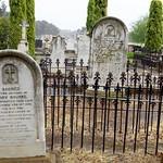 Salisbury. Irish heastone in the Catholic cemetery. thumbnail