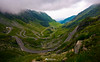 Transfagarasan road on a stormy summer day-171712 (M. Pellinni) Tags: ifttt dropbox transfagarasan road romania mountain sky summer weather stormy day southern carpathians beautiful landscape gloomy fagaras mountains edge lovely journey mountainous cloudysky direction range atmosphere destination asphaltroad climate overcast scenery transportation stunning travel captivating alp picturesque place route view above tourism valley serpentine way winding environment outdoor extreme gorgeous dramatic challenge