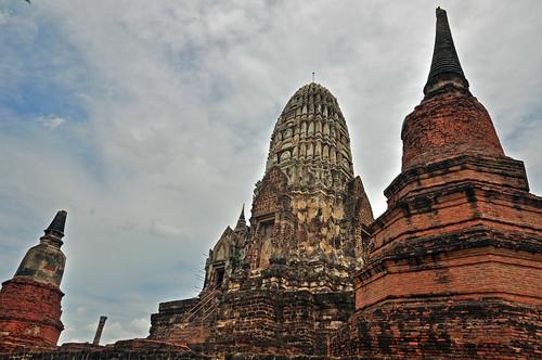 Wat Ratburana, Ayuthaya