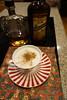 World's best eggnog (Let Ideas Compete) Tags: eggnog drink cup alcoholicdrink christmascheer spikedeggnog cupandsaucer rum bourbon
