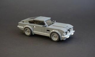 Lego 1980 Aston Martin V8 Vantage - 01