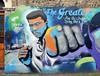 The Greatest (radio53) Tags: boxing camberwell london art mural fighter thegreatest muhammadali artful dodger se5