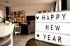 Happy New Year (glukorizon) Tags: 52weeksof2017 athome chair colourchange happynewyear kleurverandering light livingroom mystoryendswitha stoel thuis vignettering vignetting woonkamer