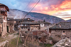 Architectural and Historical Reserve Kovatchevitsa village, Dabrashki share of the Western Rhodopes Mountains, Bulgaria (nnnnikkkk) Tags: reserve architectura kovatchevitsa authentic nature
