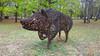Wild Boar (anyjazz65) Tags: ajo65 sculpture boar