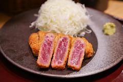 京都勝牛 (aelx911) Tags: a7rii a7r2 sony gmaster fe2470mmf28gm fe2470 food beef steak japan kokura macro delicious 日本 小倉 炸牛排 京都勝牛 kyushu 九州 北九州