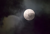 Vollmond und Wolken - Full moon and clouds (riesebusch) Tags: berlin marzahn