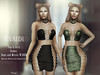"Rivaldi & Asteria ""Tricia"" Bustier - Skirt - Choker (Kathrine Asteria) Tags: skirt bustier choker sl secondlifewinter trend fair"